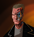 T-800 Arnie is back! And without wheelchair!