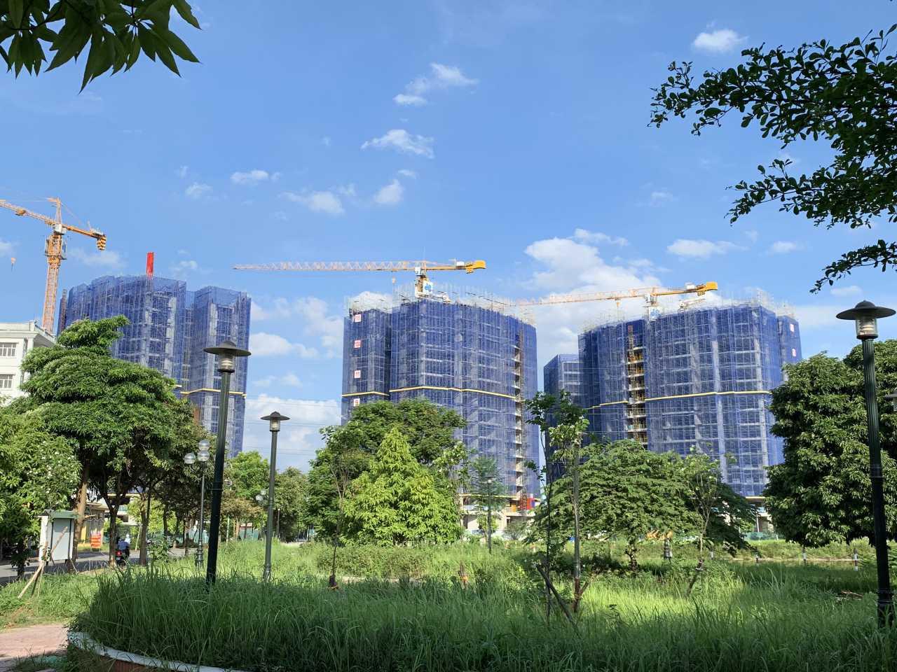 """Hanco 3 – Chủ đầu tư dự án """"chung cư Le Grand Jardin""""."""