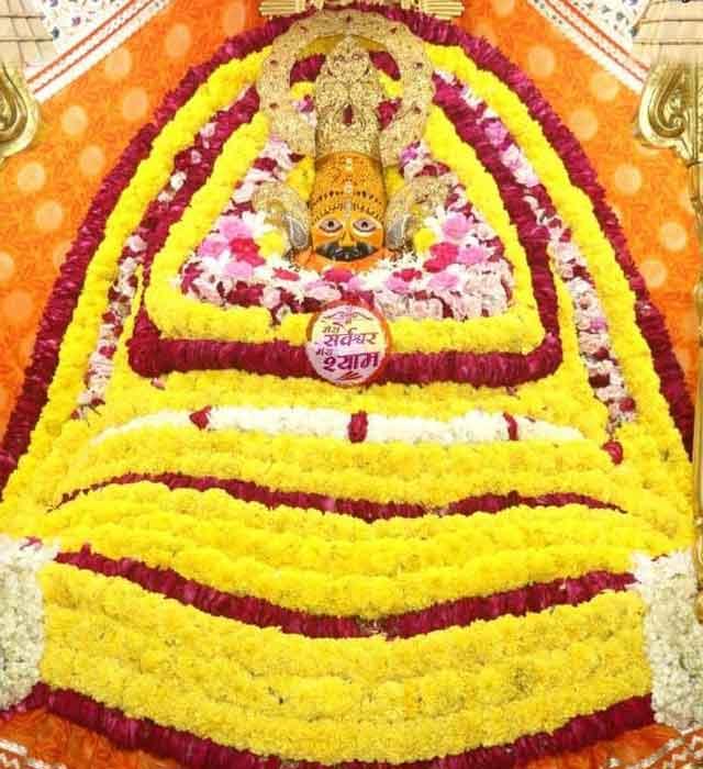 khatu shyamji ke aaj 27 may 2021 ke darshan