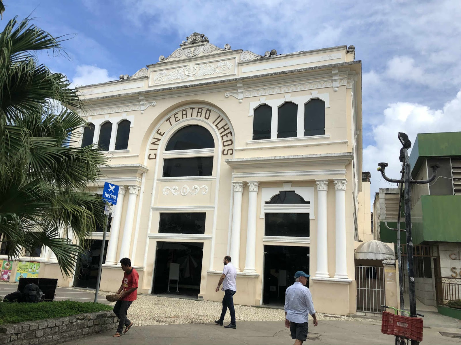 Teatro Municipal de Ilhéus
