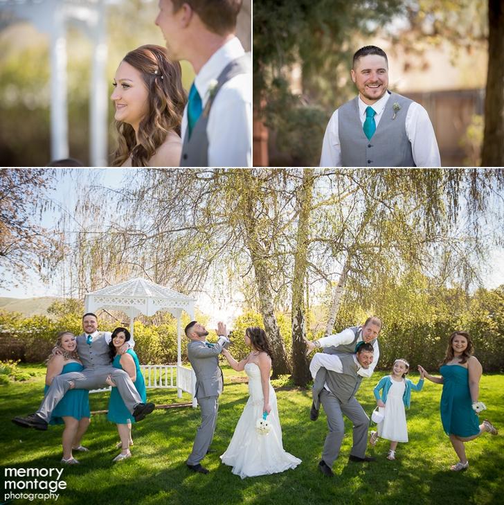 Union Gap Wedding at Spring Creek Homestead Whitney Seth Dye