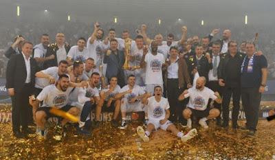 Buducnost Voli - Adriyatik Ligi şampiyonu