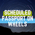 Scheduled Passport on wheels in Visayas