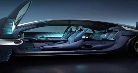 هيونداي تخطف الأنظار بسيارتها الكهربائية Prophecy Concept EV (بالفيديو)