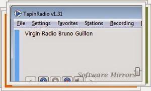 TapinRadio 1.60.1 Download