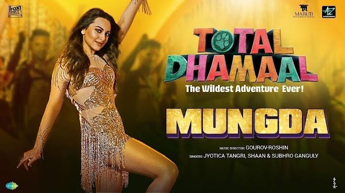 Mungda Lyrics from Total Dhamaal