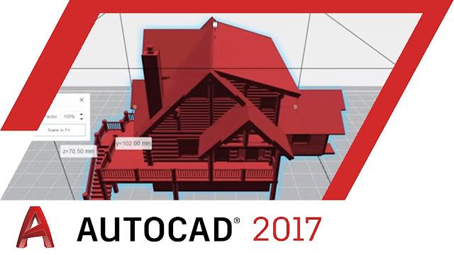 Autodesk AutoCAD 2017 Full [32 bit + 64 bit] - Phần mềm thiết kế đồ họa tuyệt vời.
