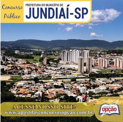 Concurso Guarda Municipal de Jundiaí