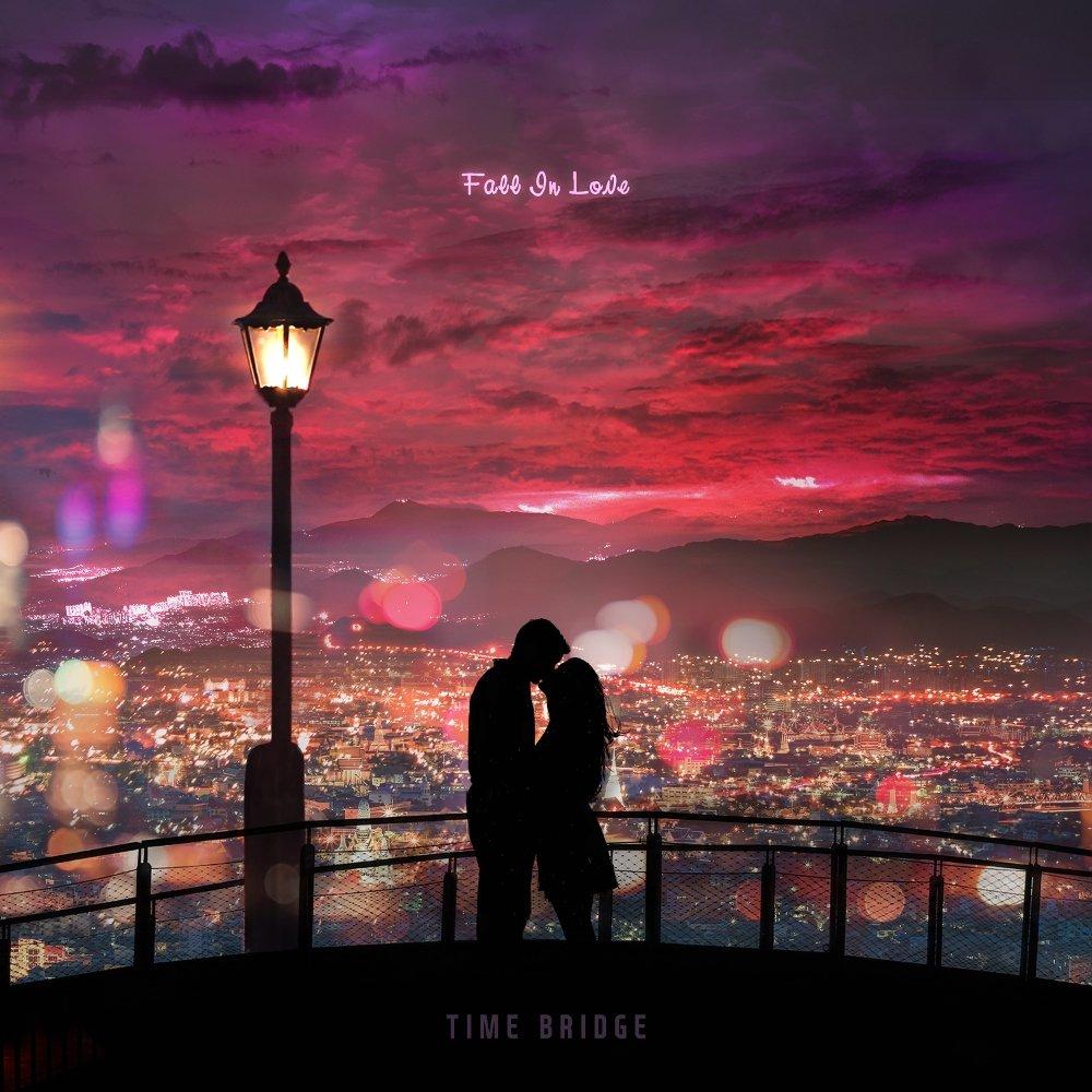 TIMEBRIDGE – Fall In Love – Single