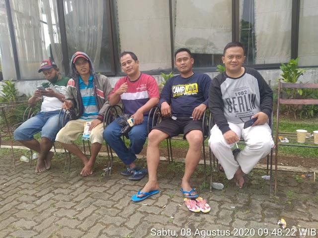 Alumni STM Camp Java 67 Basis Hoya 25 Jakbar Sukses Gelar Family Gathering