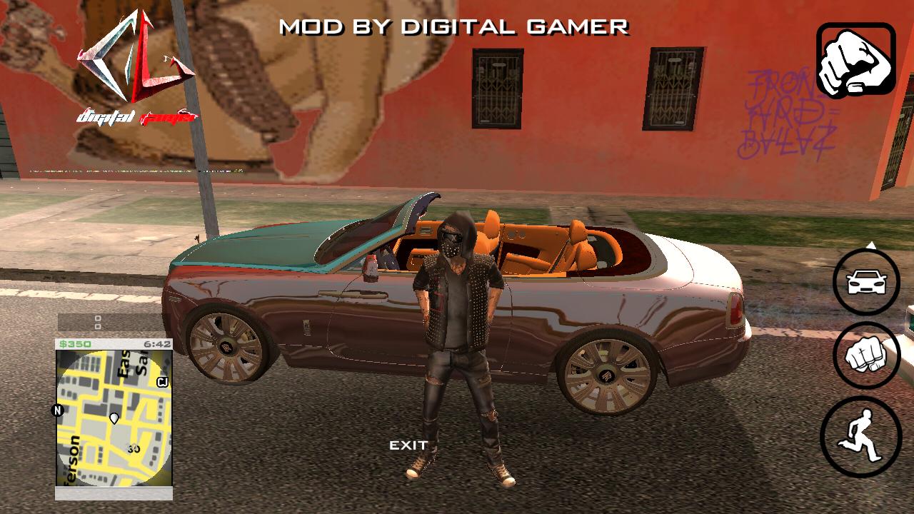 Download game gta lite mod apk data | [200MB] Download GTA San