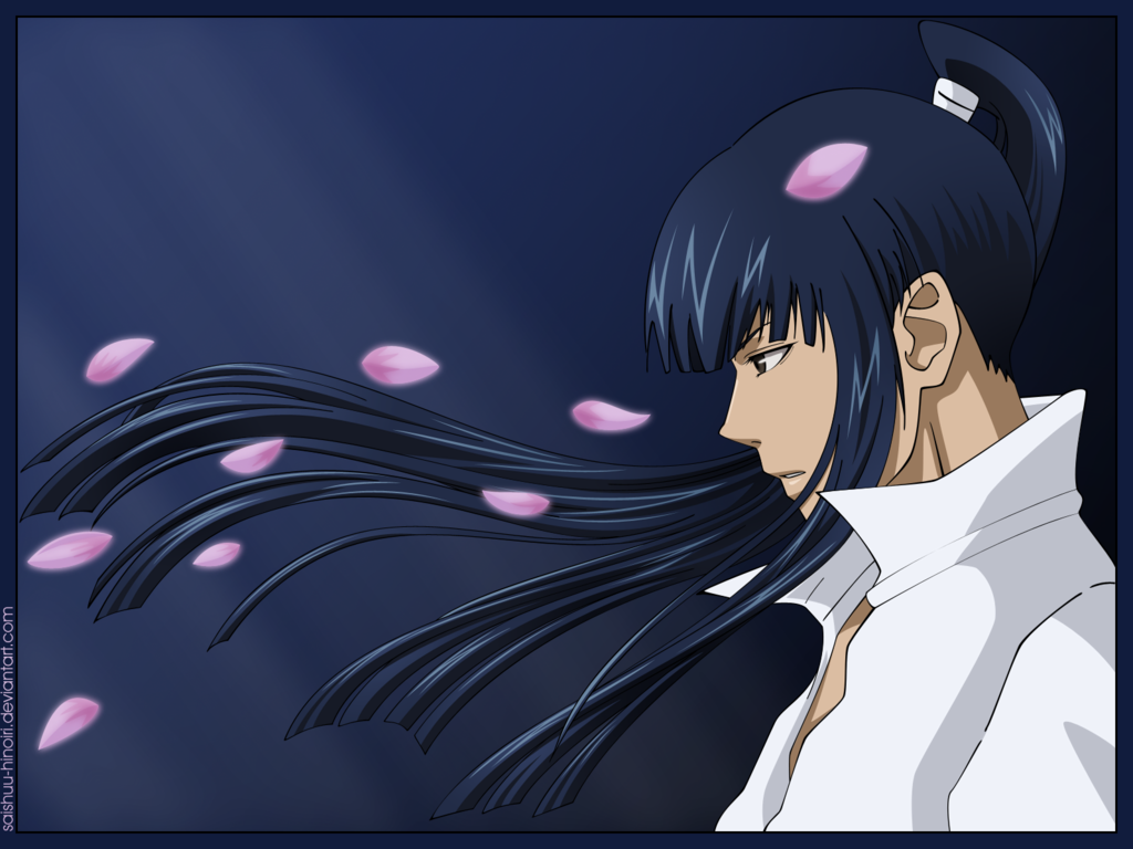 Misted Mischief: Yu Kanda from D. Gray Man  Misted Mischief...