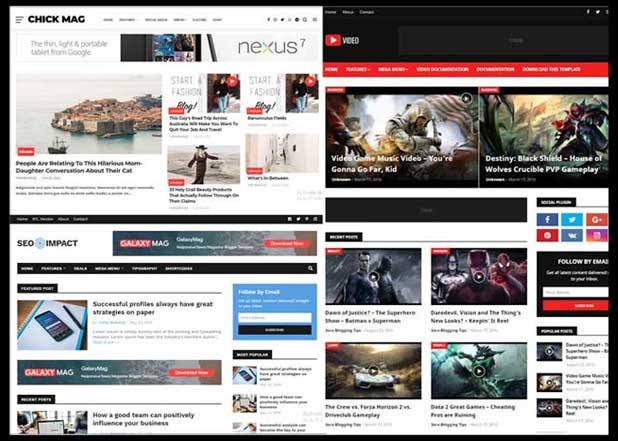 नए ब्लॉग या वेबसाइट के लिए बेस्ट टेम्पलेट कैसे चुनें?