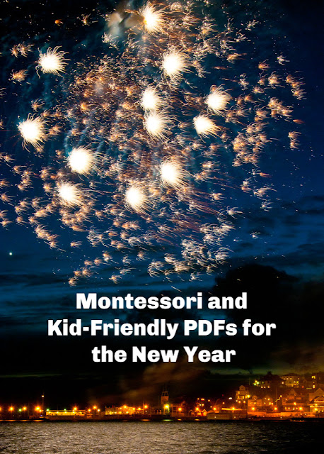 Nine Montessori and Kid-Friendly PDFs for the New Year that I Recommend!  Photo by KatinkaBille on Trend Hype / CC BY-NC-SA