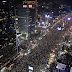 1.5 million people protesting in S. Korea in 2016, 25k police were dispatched with 0 reported cases of violence on either side (Picture)