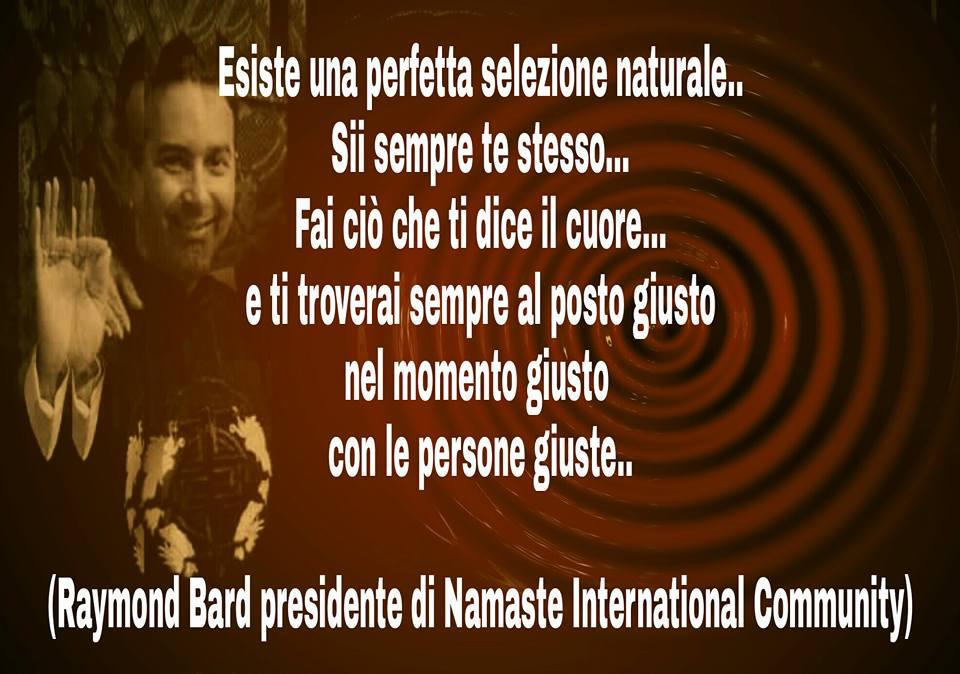 Namaste International Community Evolve Le Coscienze Umane Con