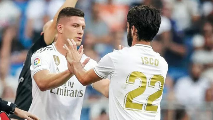 Isco, Jovic and Odegaard ready to make their mark against Rangers