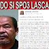 Shocking: Isang Netizen Ibinulgar kung bakit kuntra si Arthur Lascañas kay Duterte