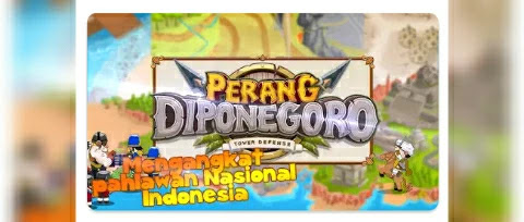 Diponegoro – Tower Defense