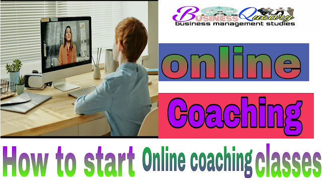 How To Start Your Own Coaching Classes Online