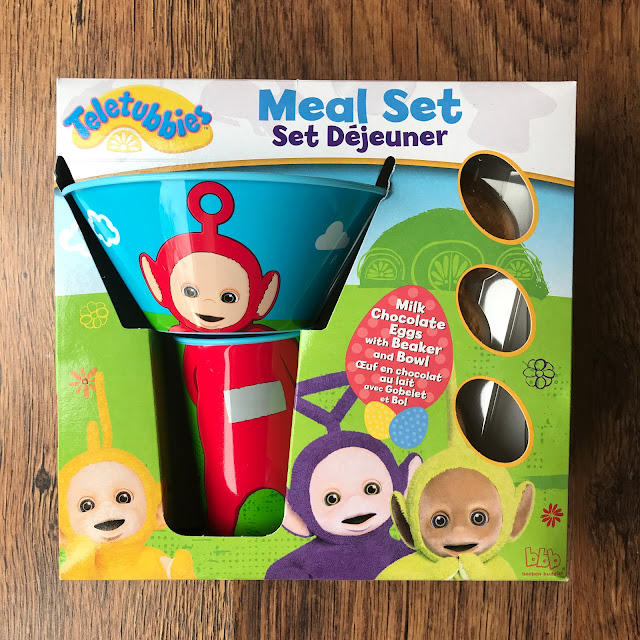 Teletubbies Meal Set - Easter