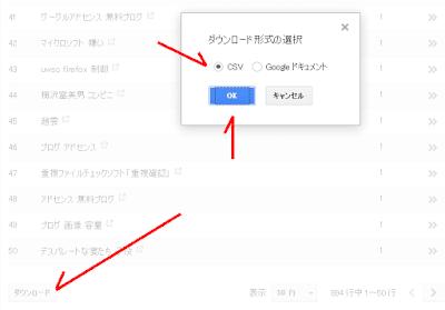 GoogleのサチコSearchConsoleの検索ワードを分析するために