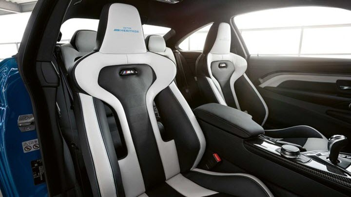 BMW M4 Coupe Heritage dành cho 'Bimmer' cá tính