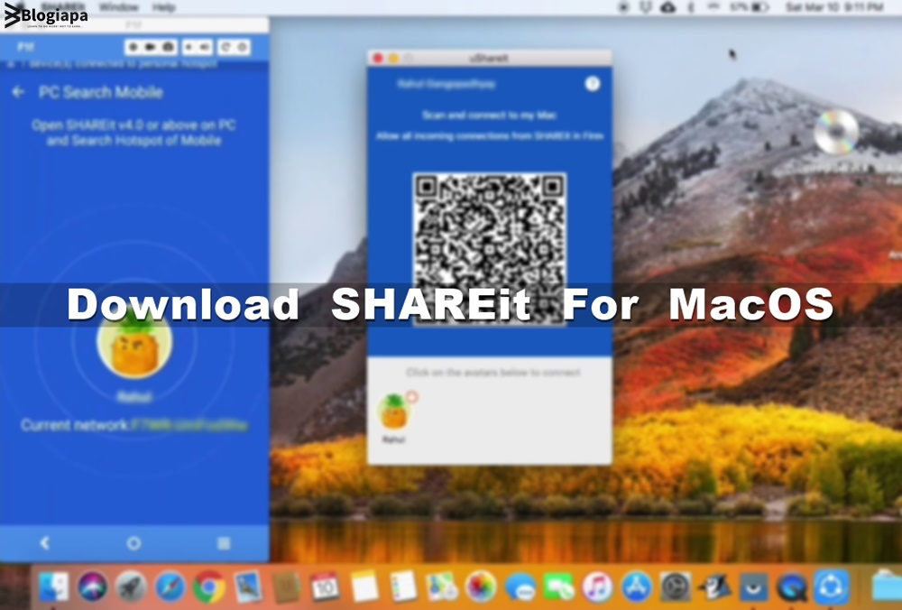 download shareit for macos latest version