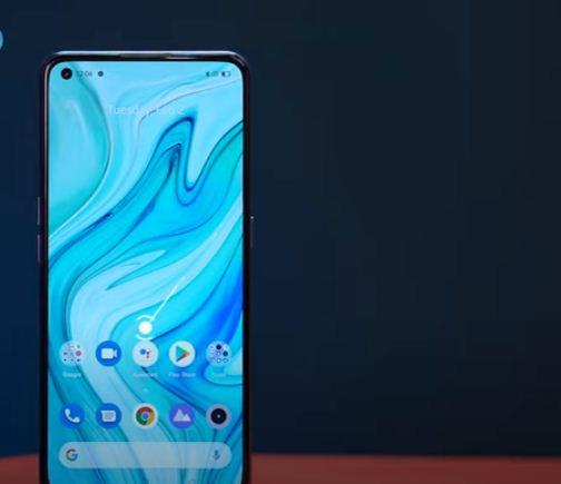 Realme X7 5G Pro Design