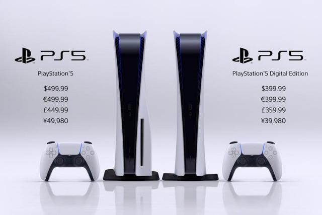 Playstation 5 precio y cuando sale a la venta