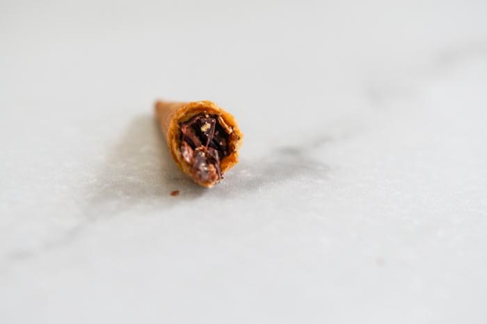 Sweet on Trader Joe's: Dairy-Free Mini Frozen Dessert Cones review