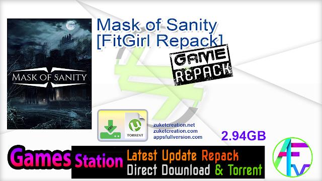 Mask of Sanity [FitGirl Repack]