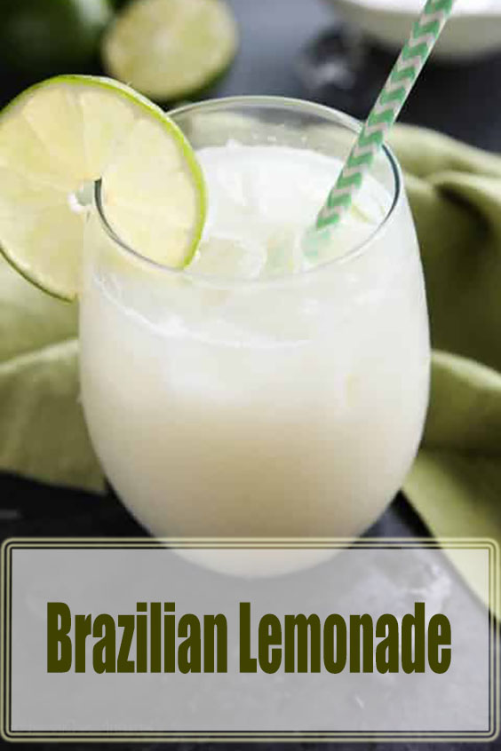 Brazilian Lemonade