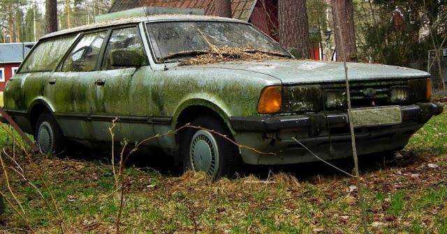 Masalah yang Timbul ketika mobil terlalu lama disimpan