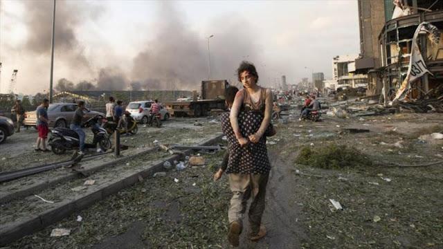 """""""El Líbano enfrenta una catástrofe humana, social y económica"""""""