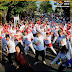 Polres Kediri Bersama Forkopimda ,Elemen Masyarakat Deklarasikan Tolak Kerusuhan