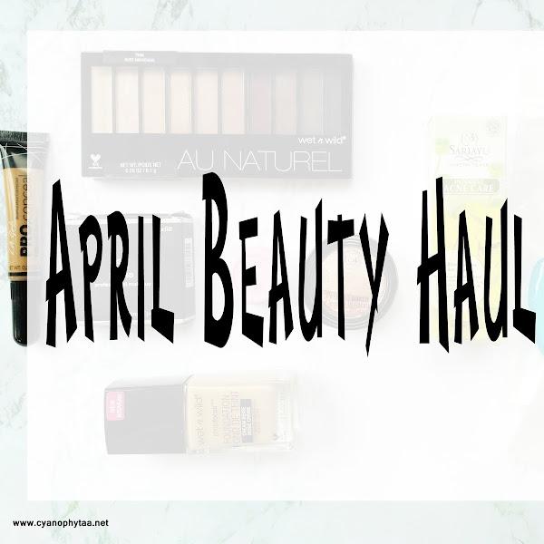 April Beauty Haul #13