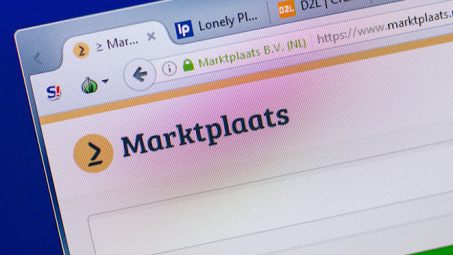 """موقع """"ماركت بلاتس"""" الهولندي الشهير يحذر مستخدميه من عمليات احتيال"""