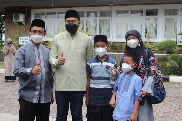 Juara I STQ Jadi Anak Asuh Wagub Audy Joinaldy Dijamin Biaya Sekolah dan Kuliah