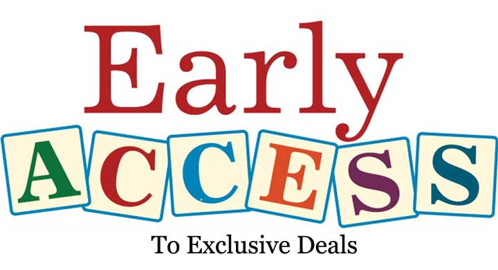 amazon, early access, amazon prime , amazon prime benefits