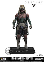 Toy Fair 2017 McFarlane Toys action figures Destiny