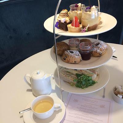 Afternoon Tea Crowne Plaza Newcastle