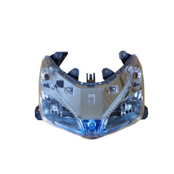 Bengkel Motor HONDA Ahass Setia Kawan Jogja: Reflektor LED