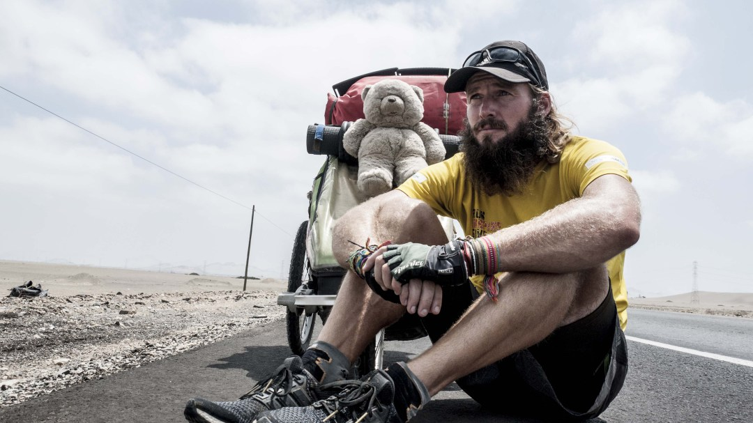 From Canada to Argentina: Why I Went on a 17,000 km Run