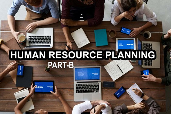 The linkage between strategic planning and HR planning