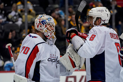 It S Over For Braden Holtby In Washington