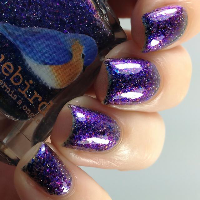 Bluebird Lacquer-Bone Voyage