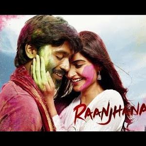 Raanjhanaa Lyrics Title Song Mp3 Hindi Songs Lyrics