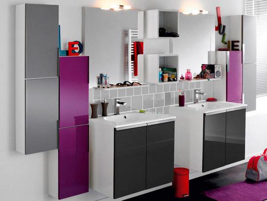 10 casas de banho com mobili rio moderno decora o e ideias for Mobiliario moderno