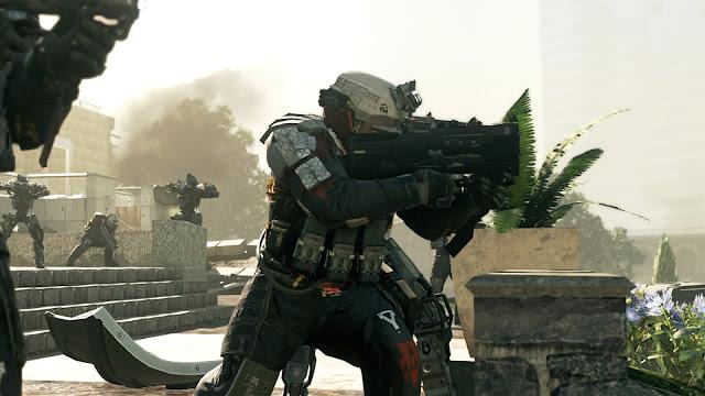mejores juegos ps4  Call of Duty Infinite Warfare